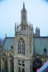 Kathedrale Saint Etienne Metz