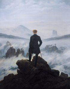 Caspar David Friedrich [Public domain], via Wikimedia Commons
