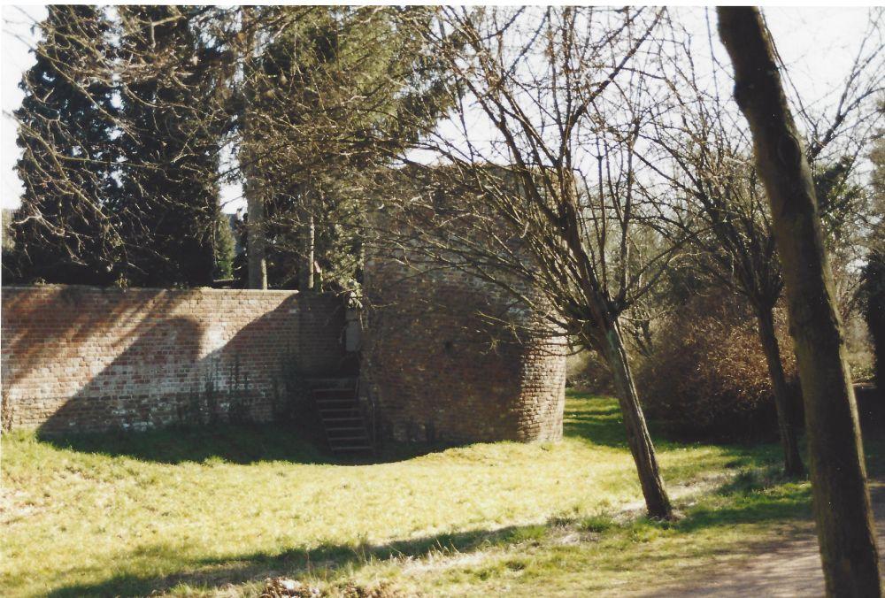 Kaster Stadtmauer