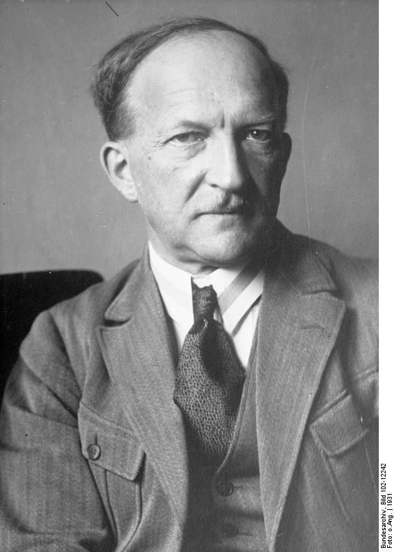 Georg Graf von Arco