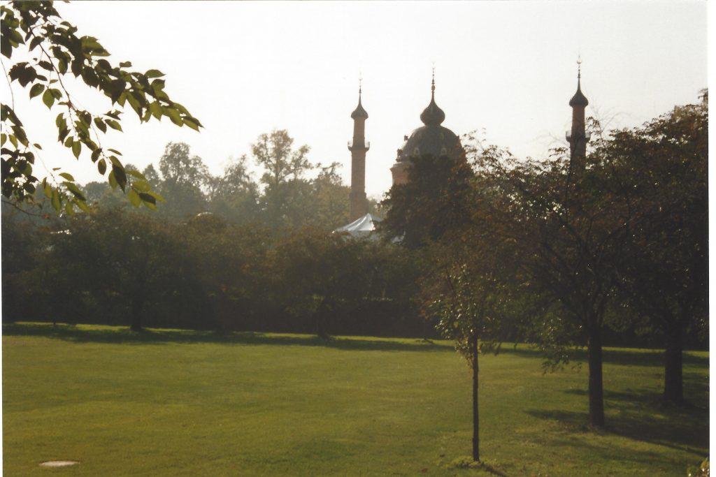 Moschee Schwetzingen