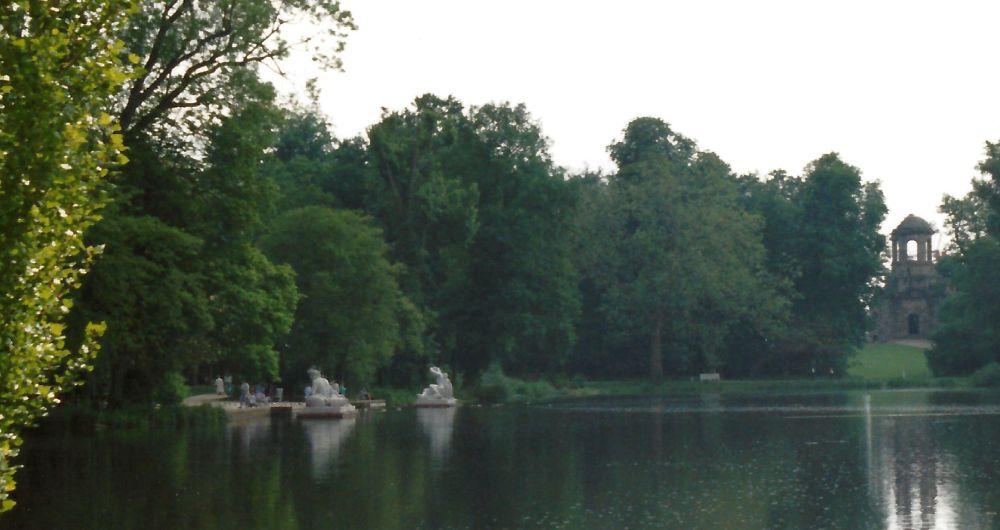 Rhein und Donau
