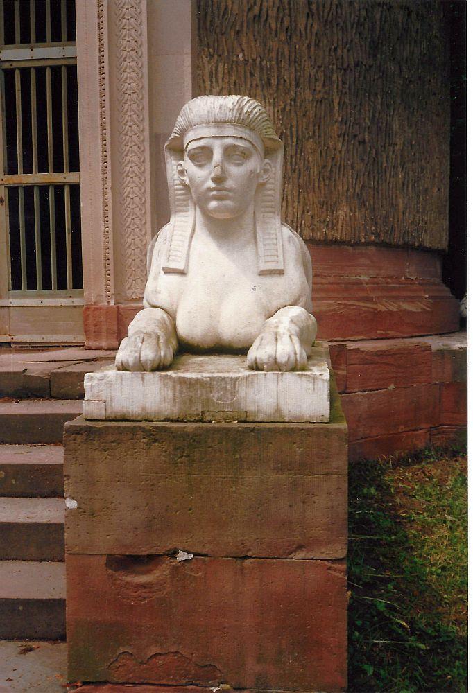 Sphinx Botaniktempel