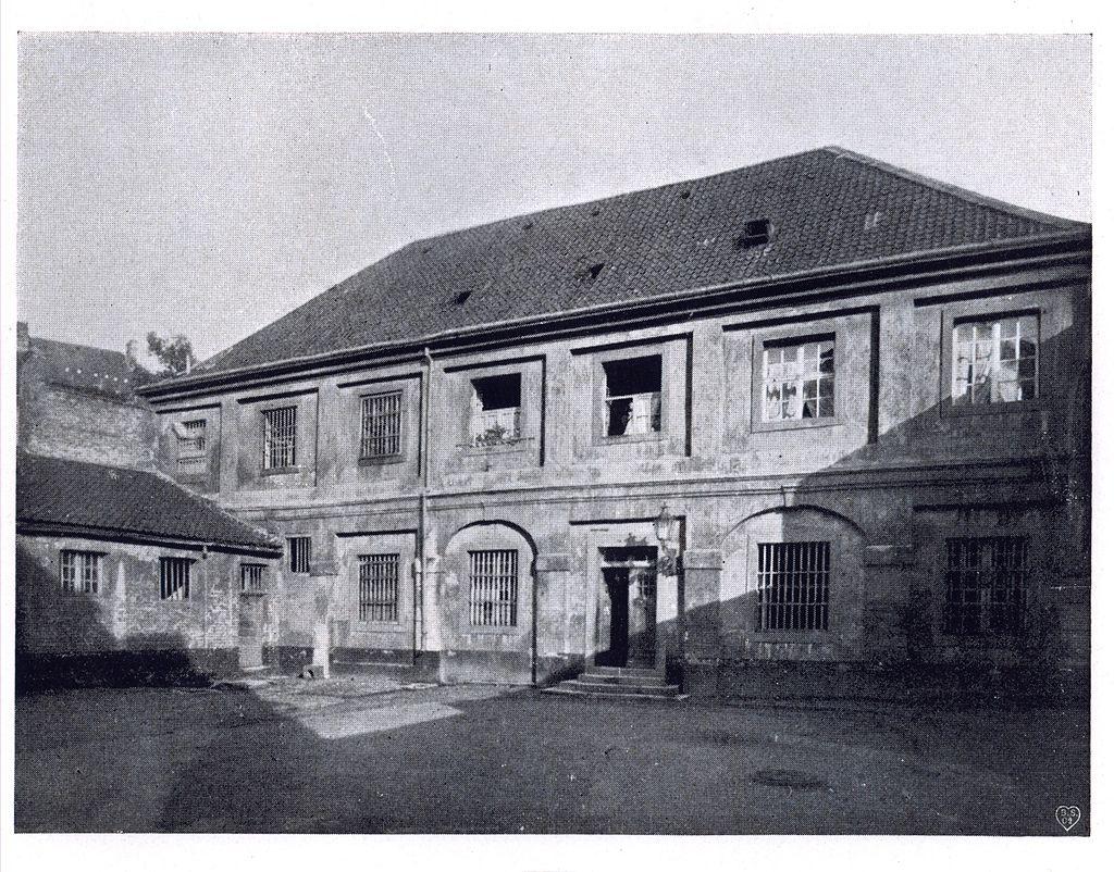 alte Kunstakademie Düsseldorf
