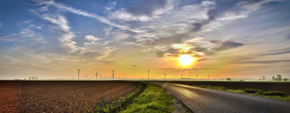 #Energiewende Windräder