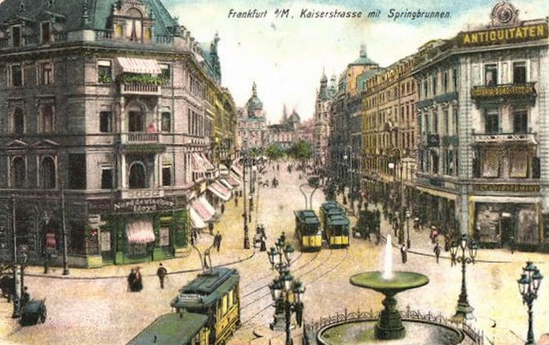 Frankfurt Main 1908