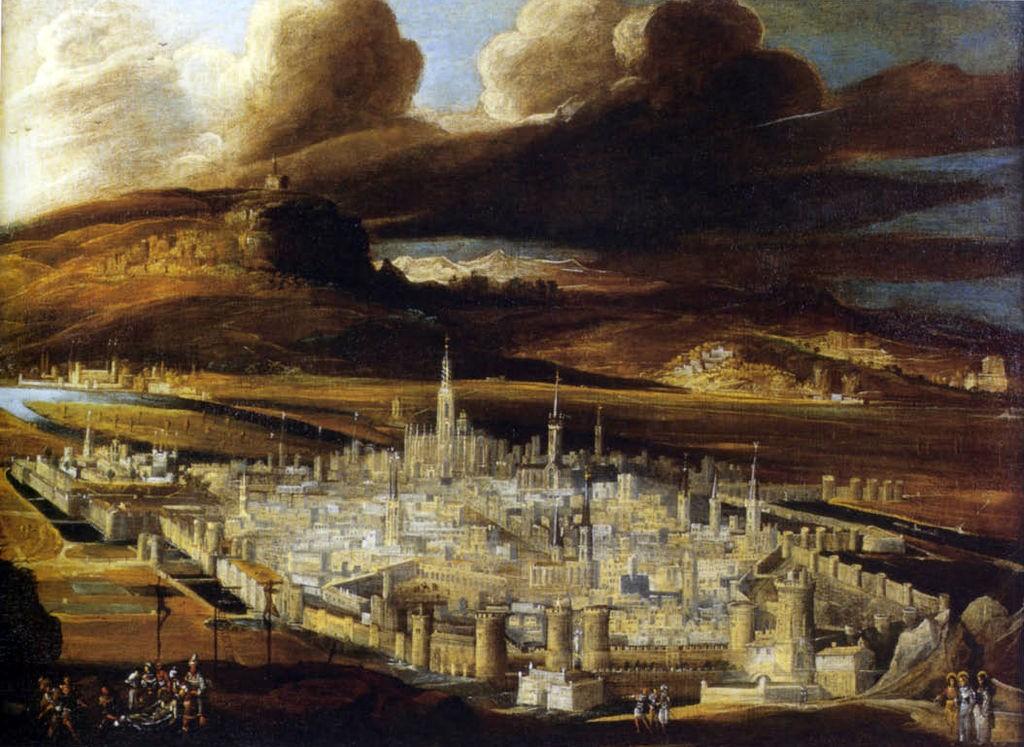 Stadtansicht Metz