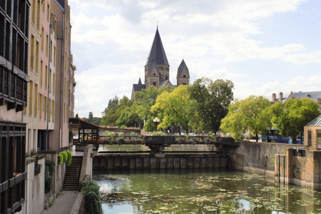 Temple Neuf - Metz