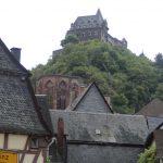 Burg oberhalb Bacharach