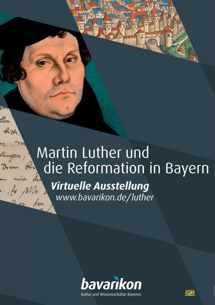Lutherausstellung - Kulturvermittlung digital