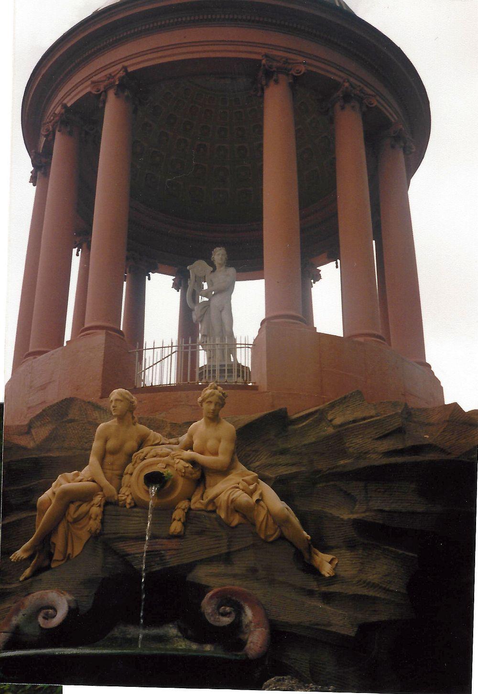 Apollo Tempel Schwetzingen