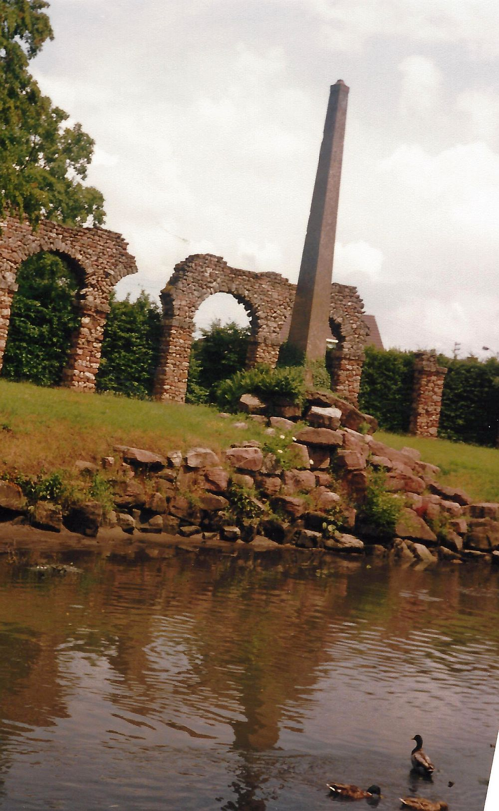 Obelisk Schwetzingen