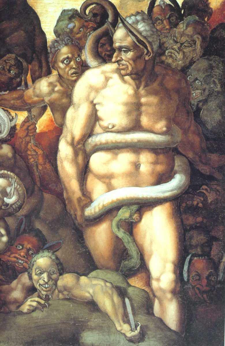 Minos-Michelangelo
