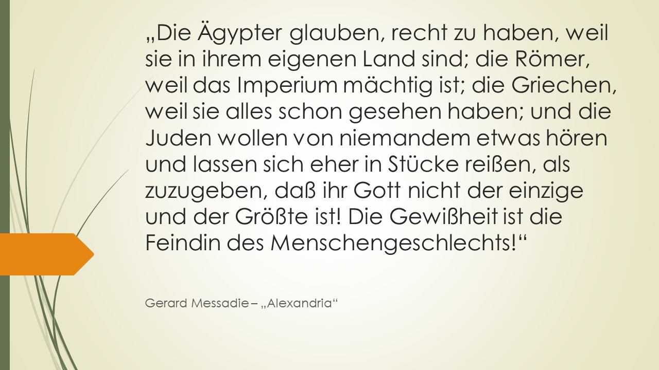 Gerard Messadie Alexandria