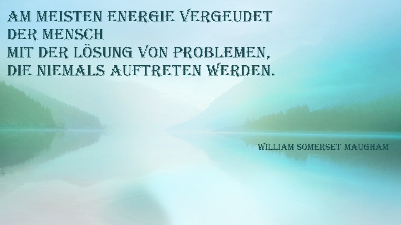 Zettelkasten #5 William Somerset Maugham