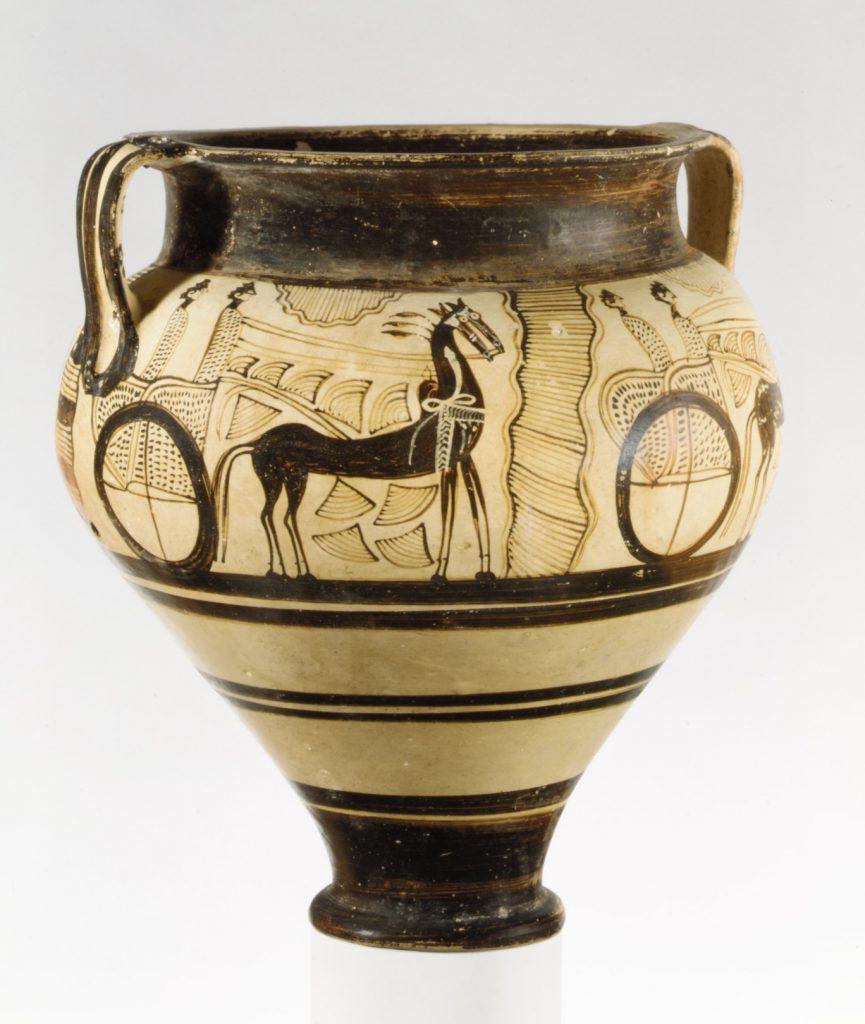 mykenische Vase - Metropolitan Museum