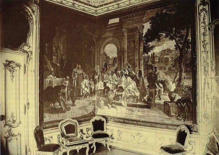 Thronsaal Bruchsaal