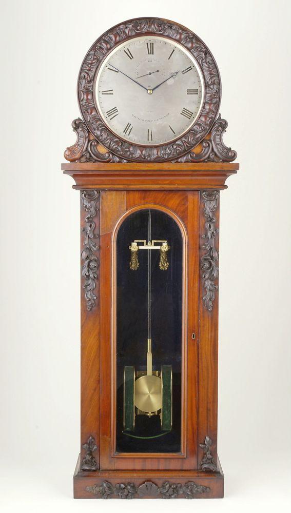 Uhr von Alexander Bain, Deutsches Uhrenmuseum Furtwangen