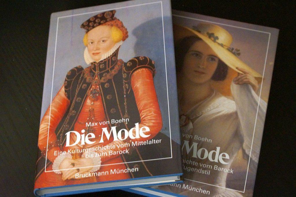 Max von Boehn: Die Mode