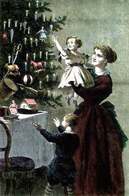 Weihnachten - historische Weihnachten