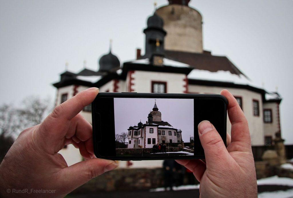 #Schlössersafari auf Burg Posterstein - Instgrammer als Kulturbotschafter