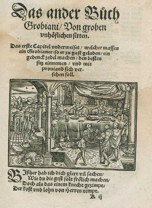 Caspar Scheidt Grobianus