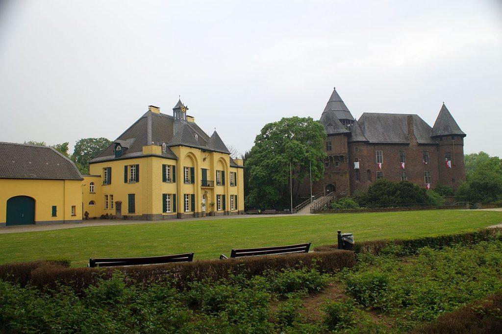 Burg Linn und Jagdschloss - Mittelalter trifft Frühneuzeit in Krefeld