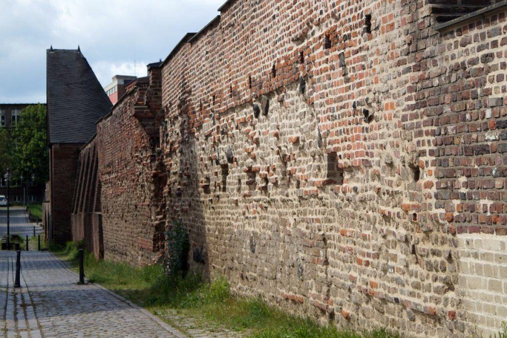 Reste Duisburger Stadtmauer