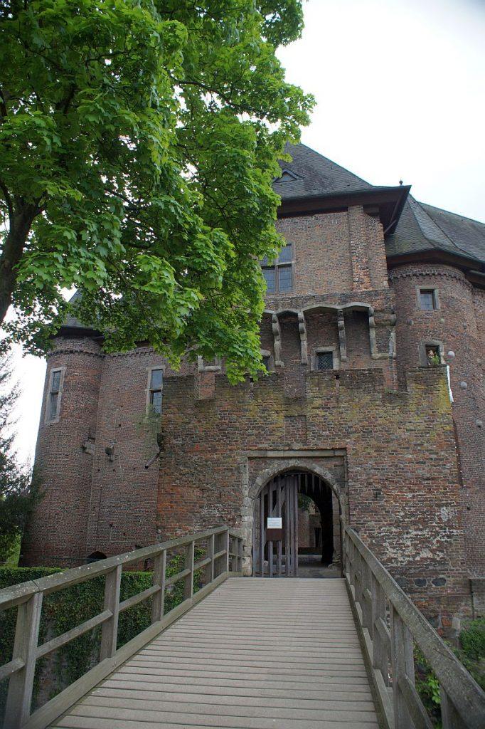 Burg Linn - Brücke zur Burg