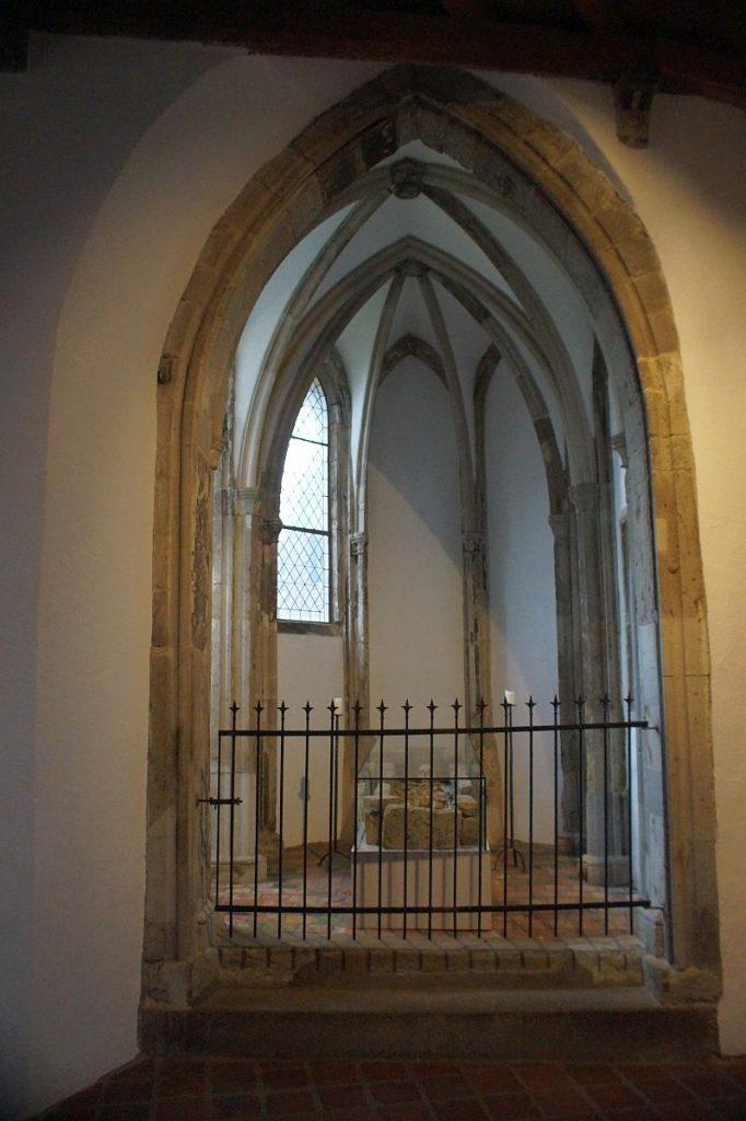Burgkapelle - Burg Linn