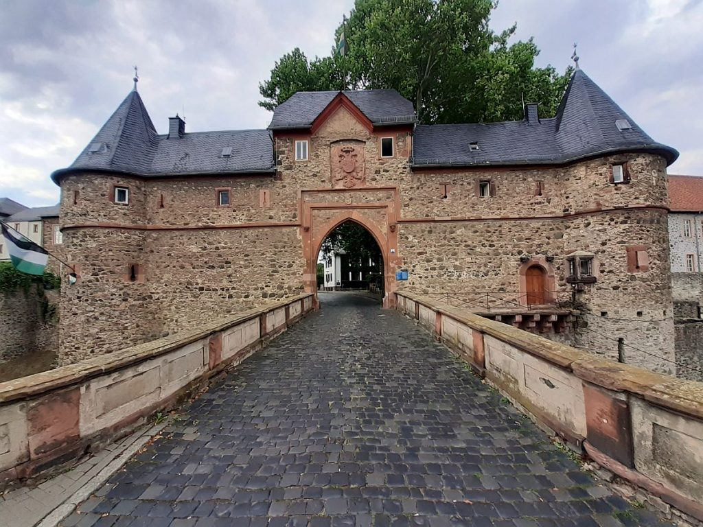 Burg Friedberg - Hessen