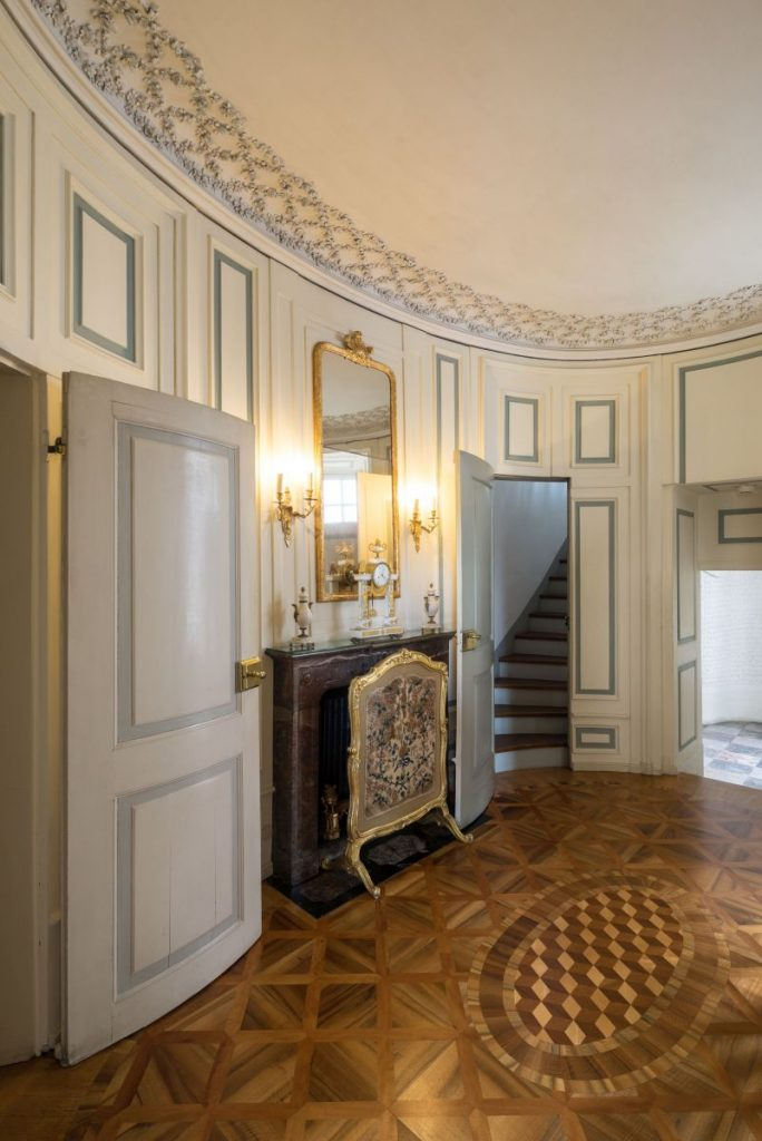 Schloss Benrath Ankleidezimmer Kurfürstin