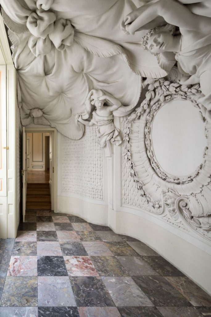 Schloss Benrath Badezimmer Kurfürstin