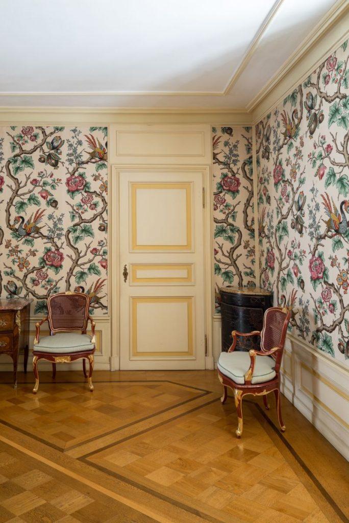 Schloss Benrath Gästezimmer