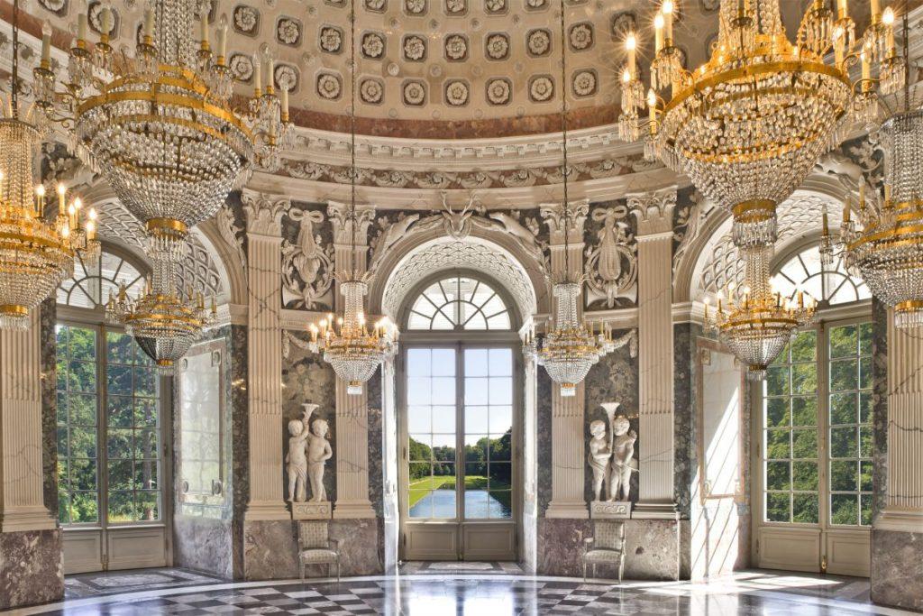Schloss Benrath Kuppelsaal