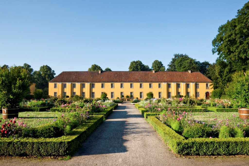Schloss Benrath - Düsseldorf - Orangerie