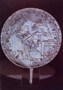 etruskischer Handspiegel