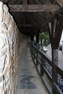 Wehrgang Stadtmauer Ahrweiler