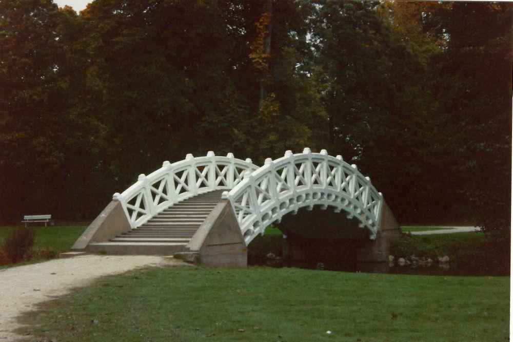 Chinesische Brücke