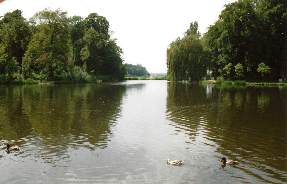 großer See Schwetzingen