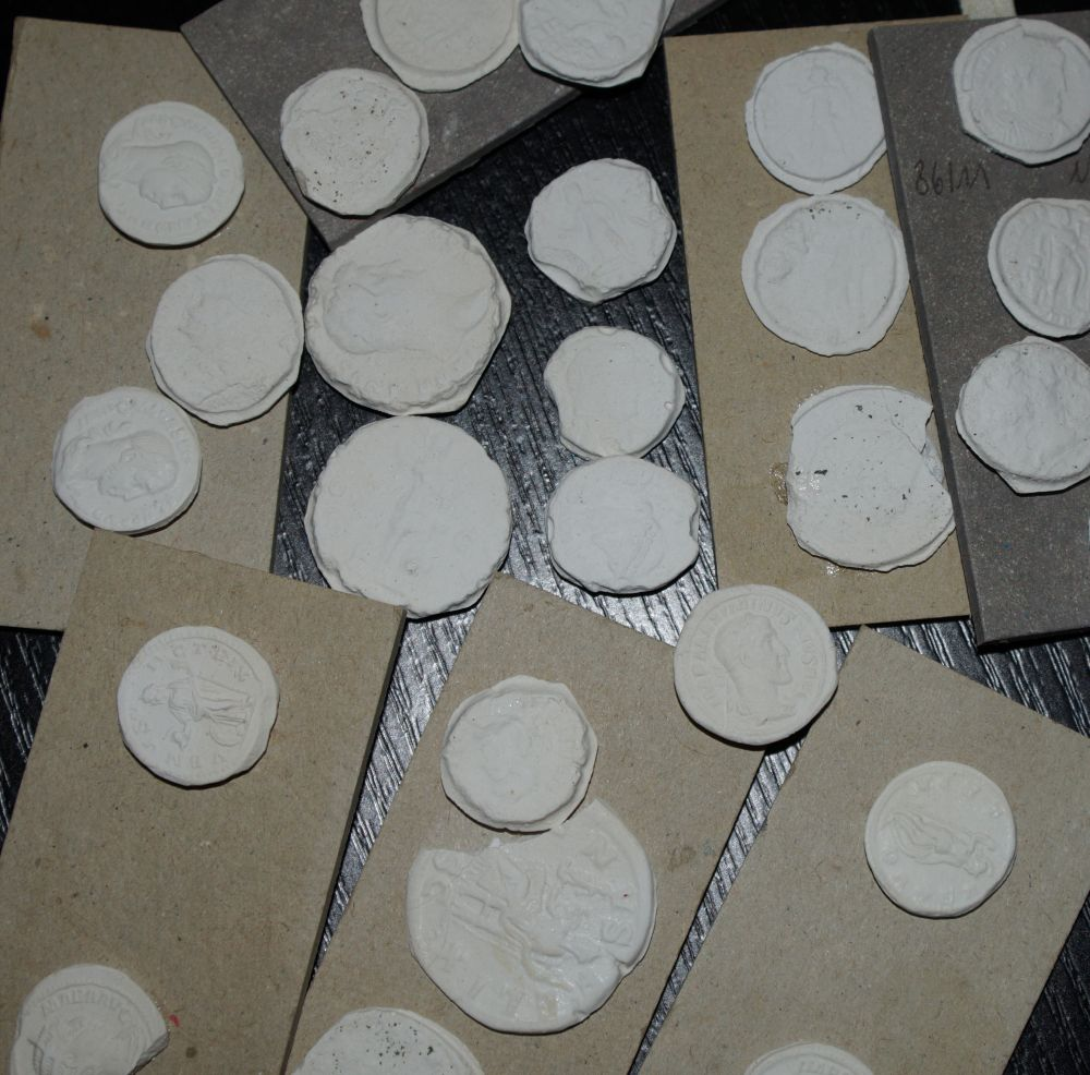 römische Fundmünzen