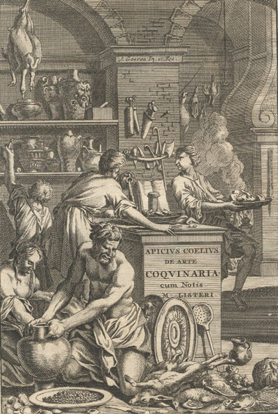 Apicius Kochkunst