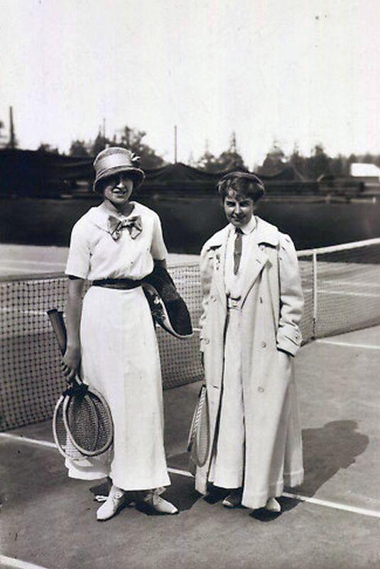 Damentennis Olympia 1912