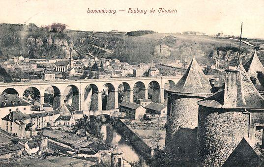 Luxemburg 1911